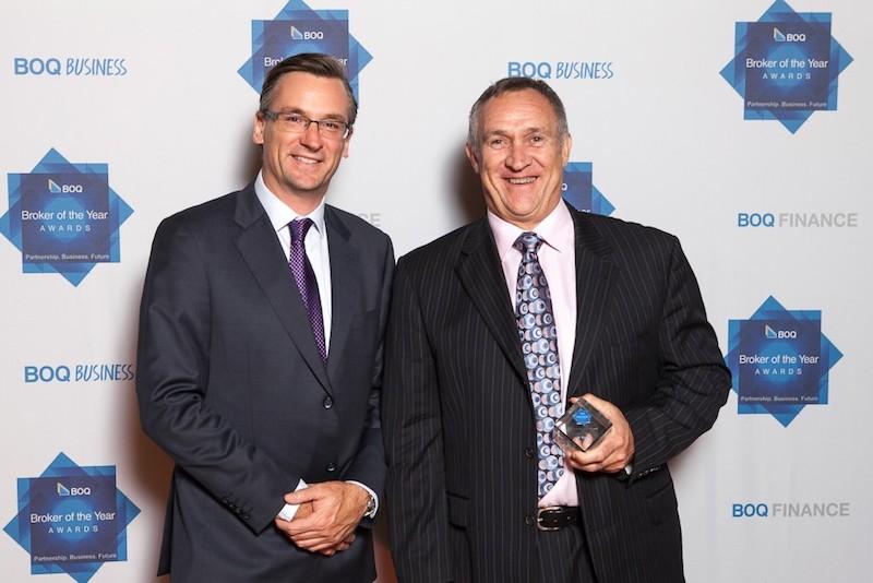 Ken BOQ Award