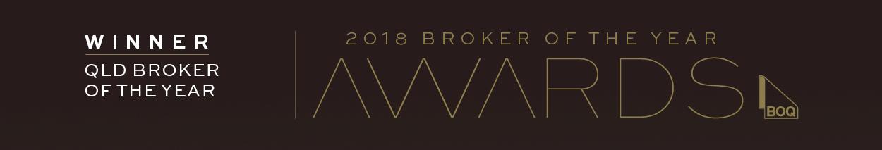 BOQ QLD Broker of the Year Award